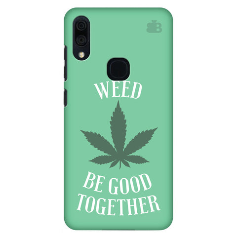 Weed be good Together Lenovo S5 Pro Cover