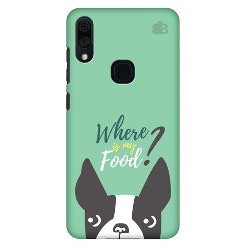 Where is my Food Lenovo S5 Pro Cover
