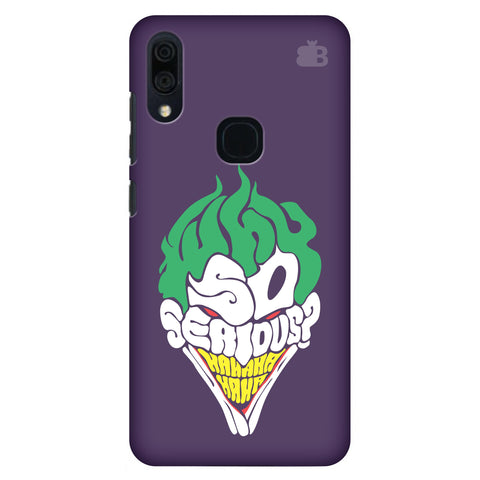 Why So Serious Lenovo S5 Pro Cover