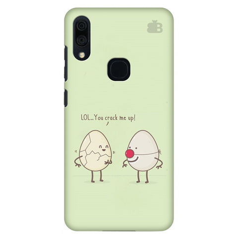 You Crack me up Lenovo S5 Pro Cover