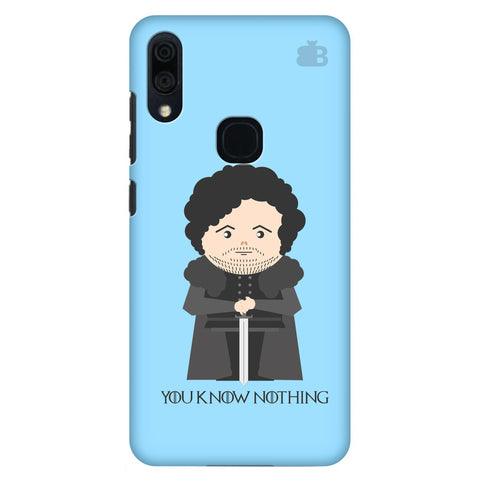 You Know Nothing Lenovo S5 Pro Cover