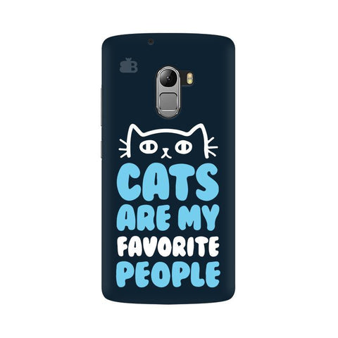 Cats favorite People Lenovo Vibe K4 Note Phone Cover