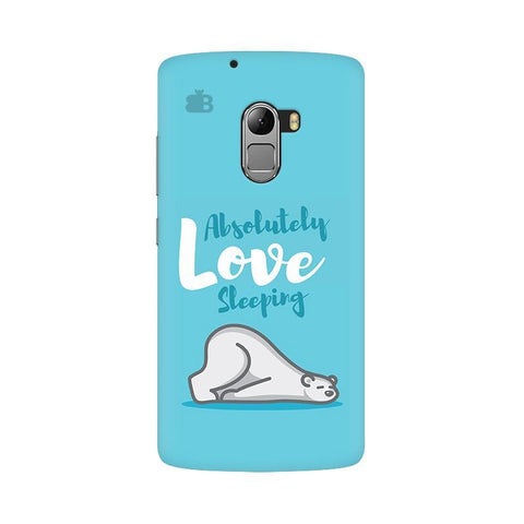 Love Sleeping Lenovo Vibe K4 Note Phone Cover