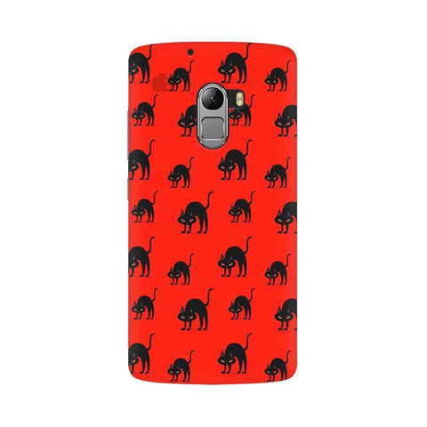 Scary Cats Lenovo Vibe K4 Note Phone Cover