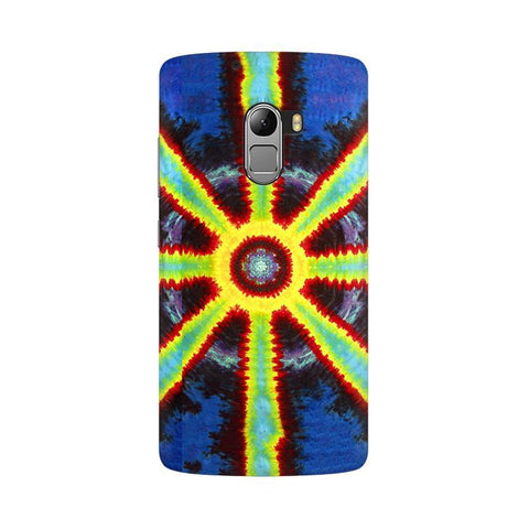 Tie & Die Pattern Lenovo Vibe K4 Note Phone Cover