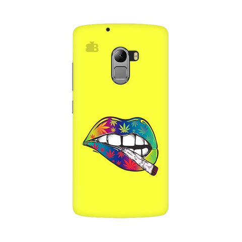 Trippy Lips Lenovo Vibe K4 Note Phone Cover