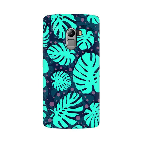 Tropical Leaves Pattern Lenovo Vibe K4 Note Phone Cover