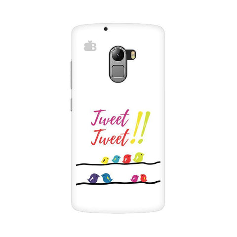 Tweet Tweet Lenovo Vibe K4 Note Phone Cover