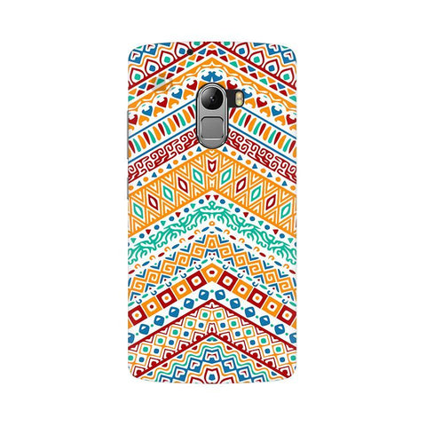 Wavy Ethnic Art Lenovo Vibe K4 Note Phone Cover
