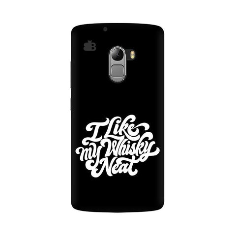 Whiskey Neat Lenovo Vibe K4 Note Phone Cover