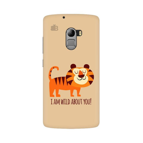 Wild About You Lenovo Vibe K4 Note Phone Cover