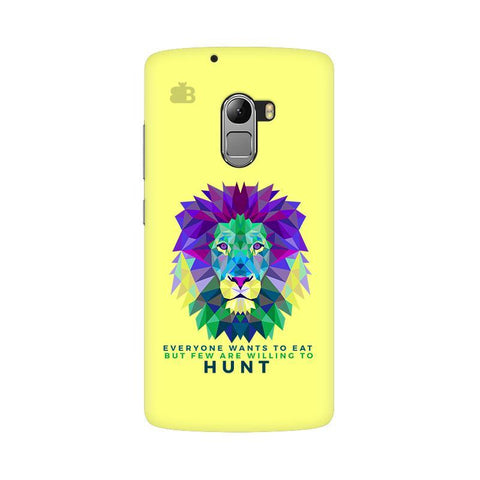 Willing to Hunt Lenovo Vibe K4 Note Phone Cover