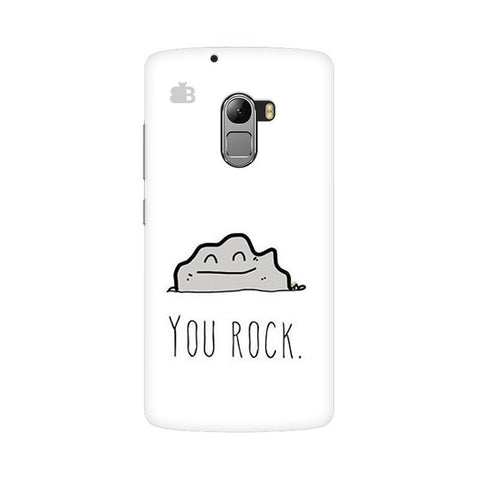 You Rock Lenovo Vibe K4 Note Phone Cover
