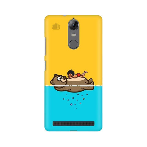 Baloo and Mowgli Lenovo Vibe K5 Note Phone Cover