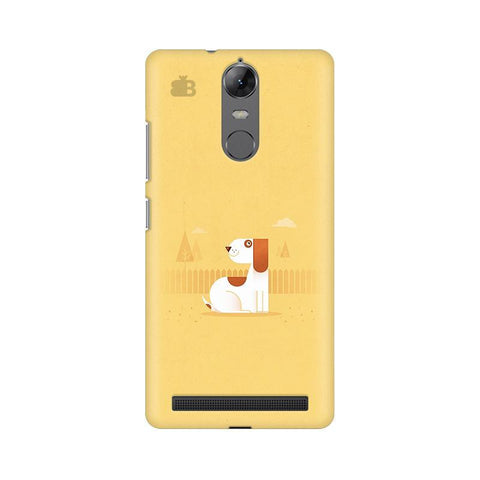 Calm Dog Lenovo Vibe K5 Note Phone Cover