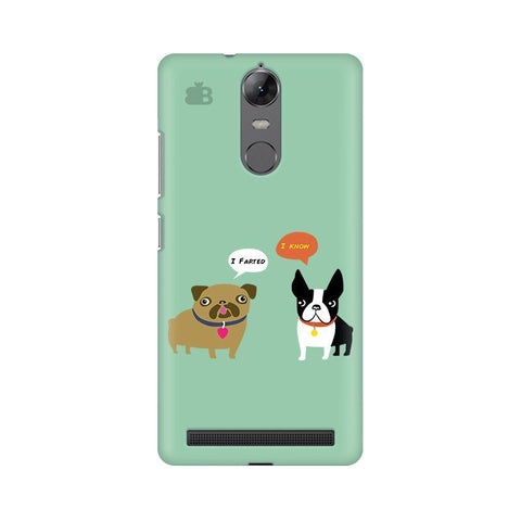 Cute Dog Buddies Lenovo Vibe K5 Note Phone Cover