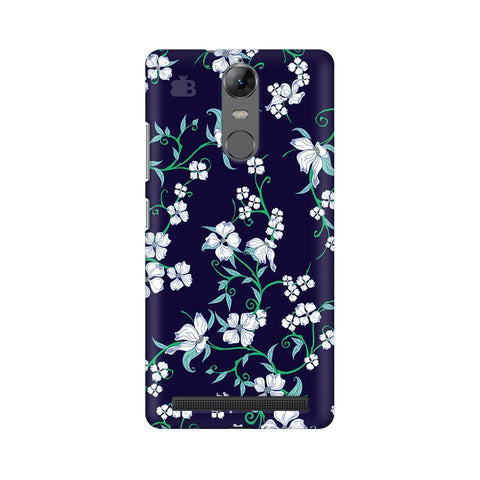 Dogwood Floral Pattern Lenovo Vibe K5 Note Phone Cover