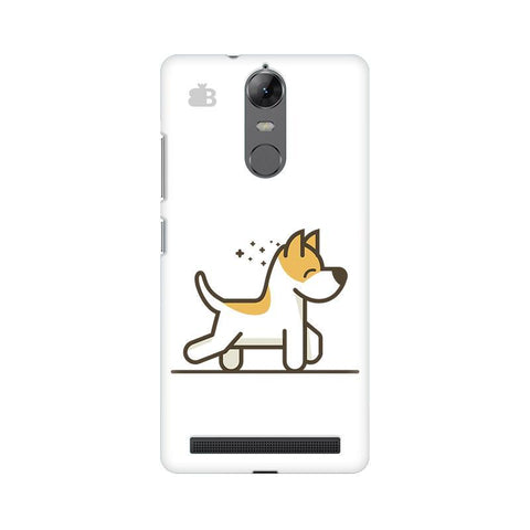 Happy Puppy Lenovo Vibe K5 Note Phone Cover