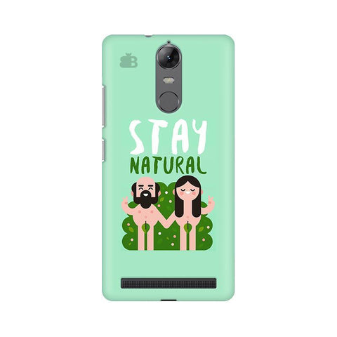Stay Natural Lenovo Vibe K5 Note Phone Cover