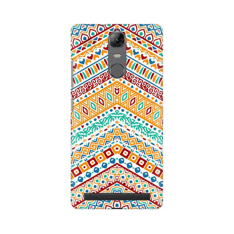 Wavy Ethnic Art Lenovo Vibe K5 Note Phone Cover