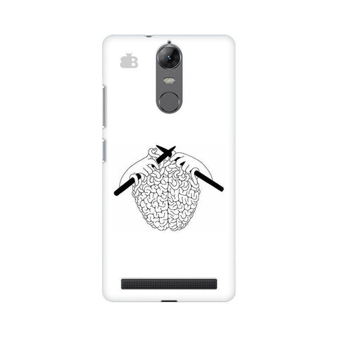 Weaving Brain Lenovo Vibe K5 Note Phone Cover