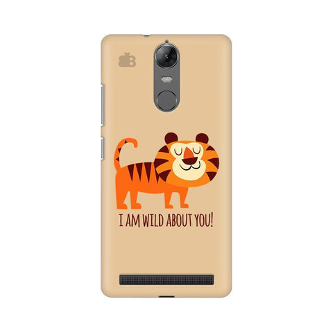 Wild About You Lenovo Vibe K5 Note Phone Cover