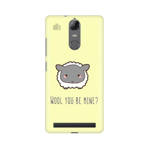 Wool Lenovo Vibe K5 Note Phone Cover