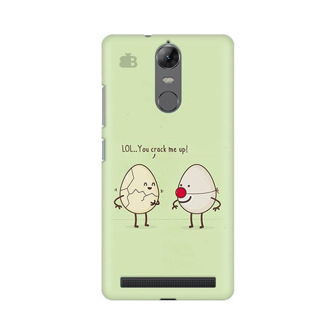 You Crack me up Lenovo Vibe K5 Note Phone Cover