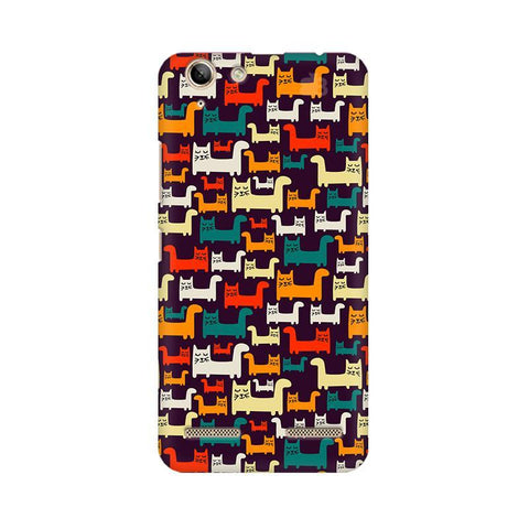 Chill Cats Lenovo Vibe K5 Plus Phone Cover