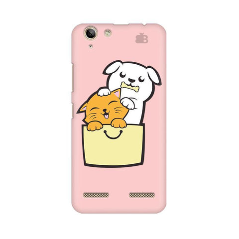 Kitty Puppy Buddies Lenovo Vibe K5 Plus Phone Cover