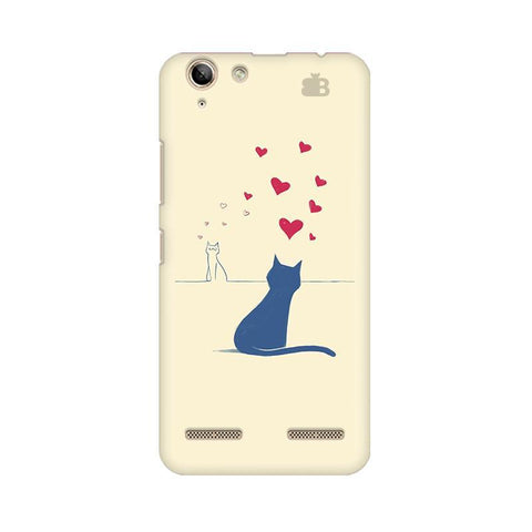 Kitty in Love Lenovo Vibe K5 Plus Phone Cover