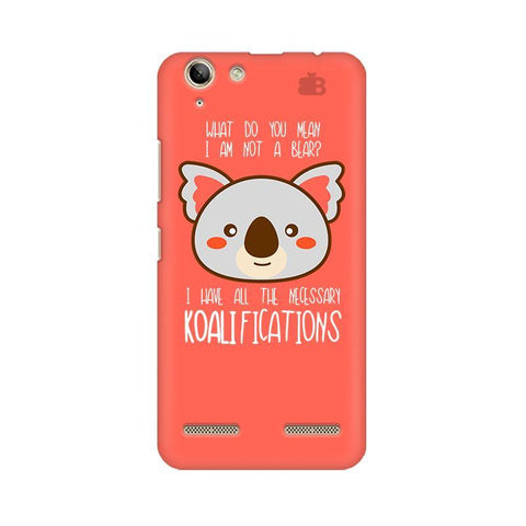 Koalifications Lenovo Vibe K5 Plus Phone Cover
