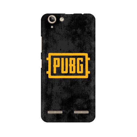 PUBG Lenovo Vibe K5 Plus Cover