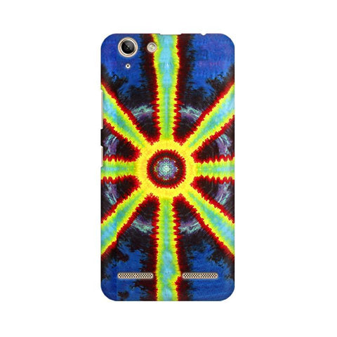 Tie & Die Pattern Lenovo Vibe K5 Plus Phone Cover