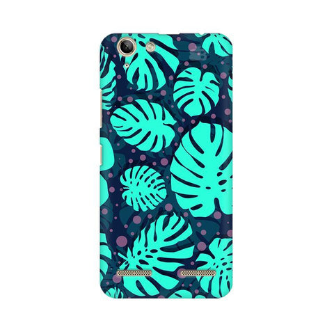 Tropical Leaves Pattern Lenovo Vibe K5 Plus Phone Cover