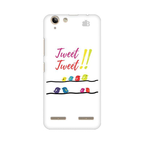 Tweet Tweet Lenovo Vibe K5 Plus Phone Cover