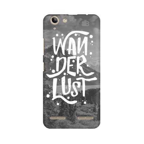 Wanderlust Lenovo Vibe K5 Plus Phone Cover