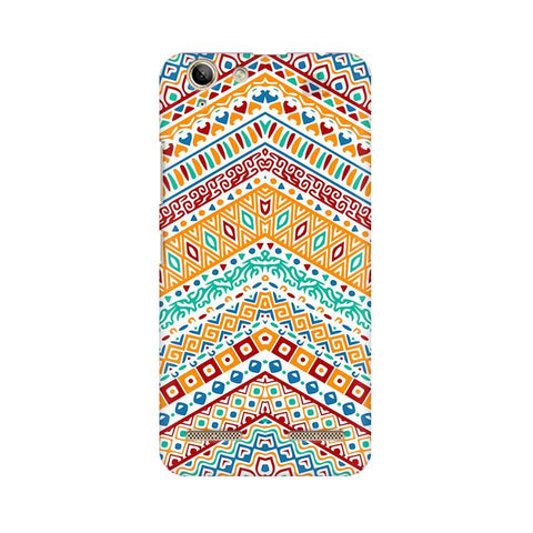 Wavy Ethnic Art Lenovo Vibe K5 Plus Phone Cover