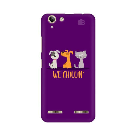 We Chillin Lenovo Vibe K5 Plus Phone Cover