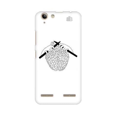 Weaving Brain Lenovo Vibe K5 Plus Phone Cover