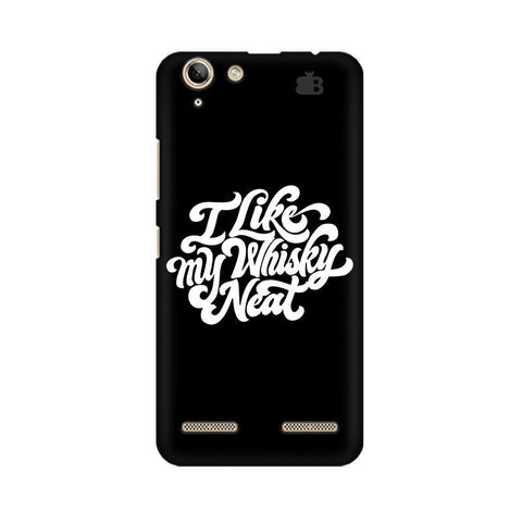Whiskey Neat Lenovo Vibe K5 Plus Phone Cover