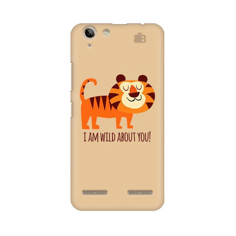 Wild About You Lenovo Vibe K5 Plus Phone Cover