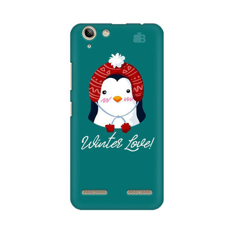 Winter Love Lenovo Vibe K5 Plus Phone Cover