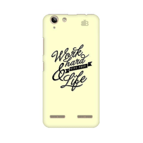 Work Hard Lenovo Vibe K5 Plus Phone Cover