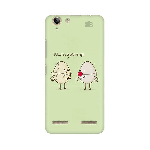 You Crack me up Lenovo Vibe K5 Plus Phone Cover