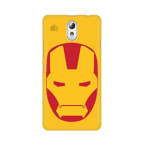Angry Superhero Mask Lenovo Vibe P1M Phone Cover