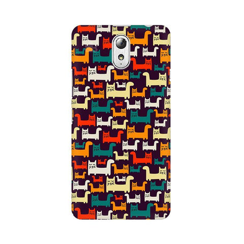 Chill Cats Lenovo Vibe P1M Phone Cover