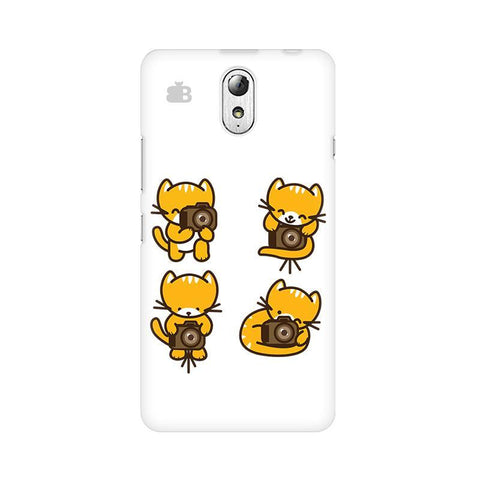 Photographer Kitty Lenovo Vibe P1M Phone Cover