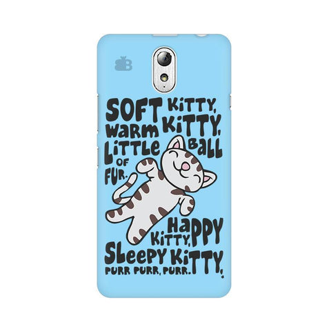 Soft Kitty Lenovo Vibe P1M Phone Cover