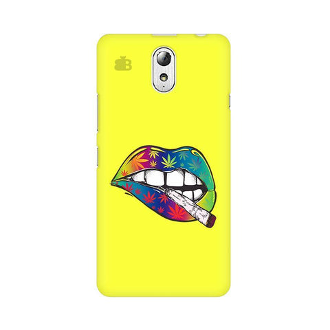 Trippy Lips Lenovo Vibe P1M Phone Cover